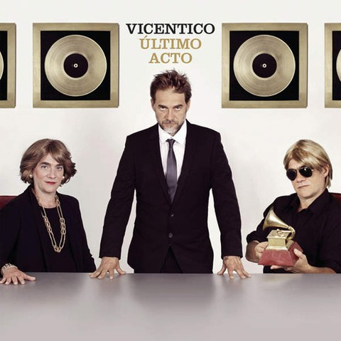 Vicentico - Último acto (CD + DVD)