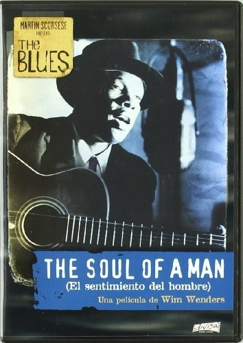 Martin Scorsese - The Blues - Soul of a Man (Subtitulada) - DVD