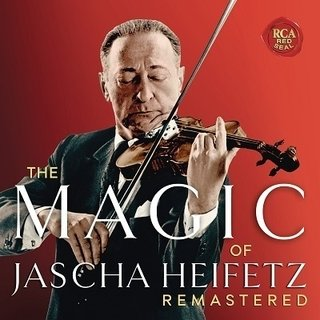The Magic of Jascha Heifetz - Remastered - Box 3 CDs