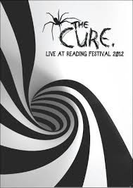 The Cure - Live at Reading Festival 2012 - DVD