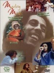 Bob Marley: Live In Central Park At Summerstage - DVD