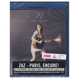 Zaz - Paris, encore! - Bluray