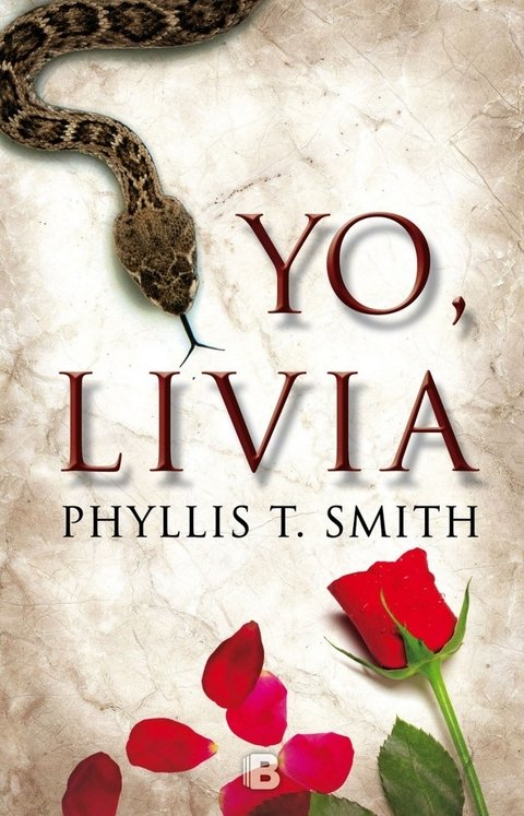 Yo, Livia - Phyllis T. Smith - Libro