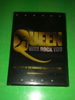 Queen - Will Rock You - Biografía No autorizada - DVD