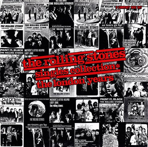 The Rolling Stones - Singles Collection - The London Years (Boxset 3 CDs)