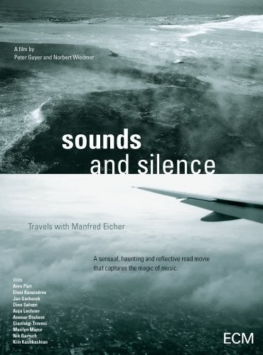 Sounds and Silence - Travels with Manfred Eicher - DVD