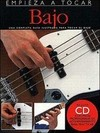 Empieza a tocar bajo (Con CD) Amsco Publications