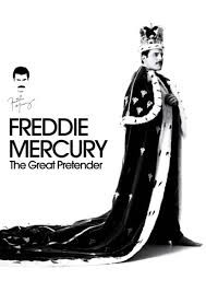 Freddie Mercury - The Great Pretender - DVD