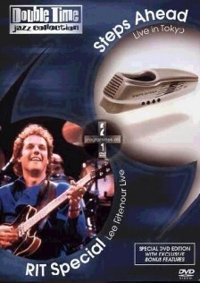 Rit Special / Lee Ritenour Live / Steps Ahead / Live in Tokio - DVD - Importado