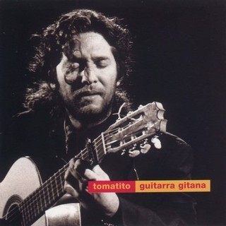 Tomatito - Guitarra gitana - CD