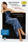 Anne-Sophie Mutter - Beethoven - The Complete Violin Sonatas - 2 DVD
