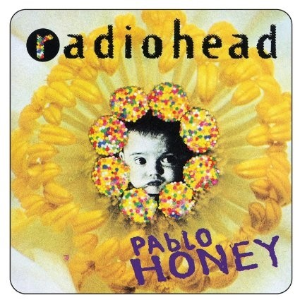 Radiohead - Pablo Honey - Vinilo