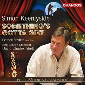 Simon Keenlyside - Something´s Gotta Give / Scarlett Strallen - CD