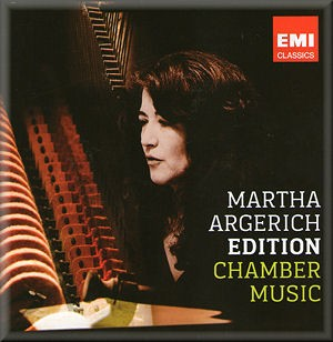 Martha Argerich: Chamber Music (8 CDs)