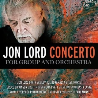 Jon Lord - Concerto for Group and Orchestra - CD