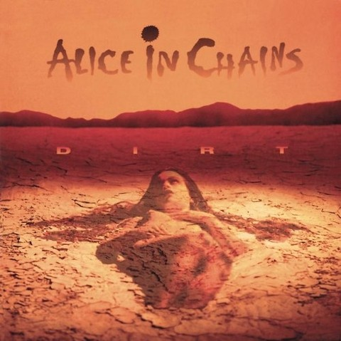 Alice in Chain - Dirt - CD