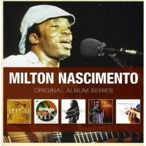 Milton Nascimento - Original Album Series (5 CDs)