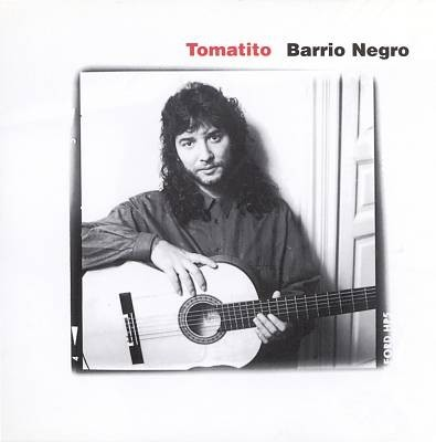 Tomatito - Barrio negro - CD
