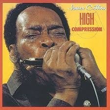 James Cotton - High Compression - CD