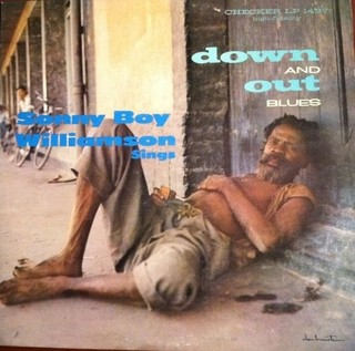 Sonny Boy Williamson sings Down and Out Blues - Vinilo (180 Gram)