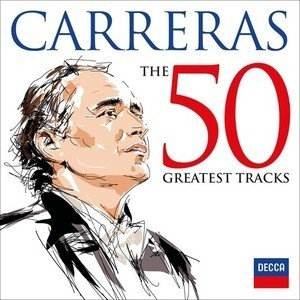 Carreras - The 50 Greatest Tracks ( 2 CDs )