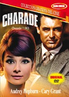 Charade - Audrey Hepburn / Cary Grant - DVD