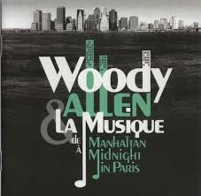 La Musique de Manhattan à Midnight in Paris / Woody Allen (Vinilo) - Importado
