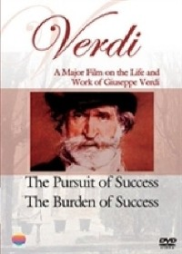 Verdi - A Major film on the life and work of Giuseppe Verdi - DVD