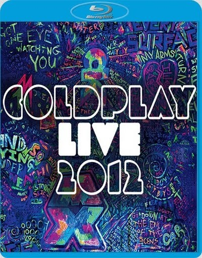 Coldplay - Live 2012 (Boxset CD+Bluray)