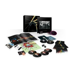 Pink Floyd - Dark Side Of The Moon - Immerson (Box Set 3 CDs + 2 DVDs + 1 Blu-Ray)
