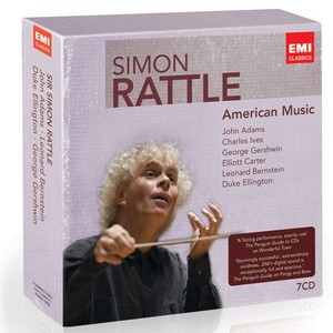 Simon Rattle - American Music (Box Set 7 CDs)