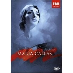 Maria Callas: The Eternal - DVD