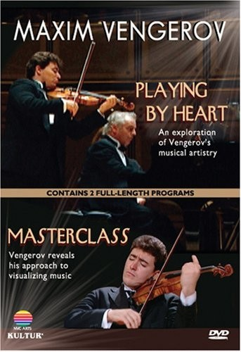 Maxim Vengerov - Playing by heart / Masterclass - DVD