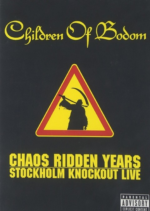 Children Of Bodom - Chaos Ridden Years - DVD