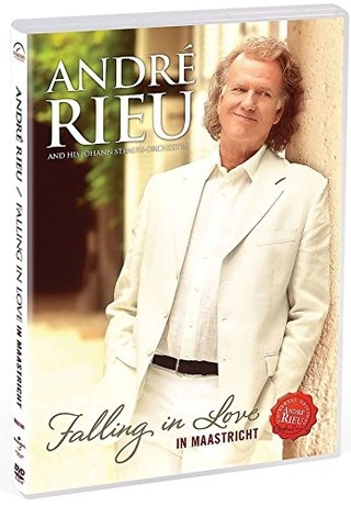 André Rieu - Falling in Love - in Maastricht - DVD