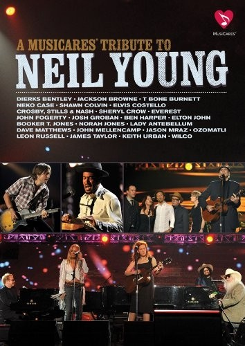 A Musicares Tribute To Neil Young - DVD