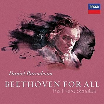 Daniel Barenboim - Beethoven for all - The piano sonatas ( Box 10 CDs )