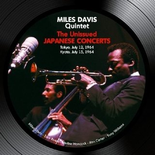 Miles Davis - The Unissued, Japanese concerts - CD