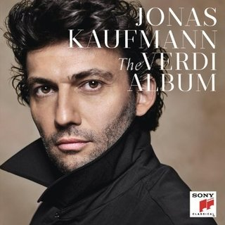 Jonas Kaufmann - The Verdi Album - CD