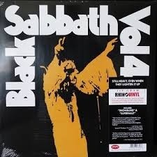 Black Sabbath - Vol. 4 - Vinilo (180 Gram)