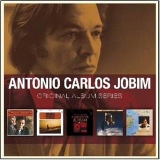 Antonio Carlos Jobim: Original Album Series (5 CDs)