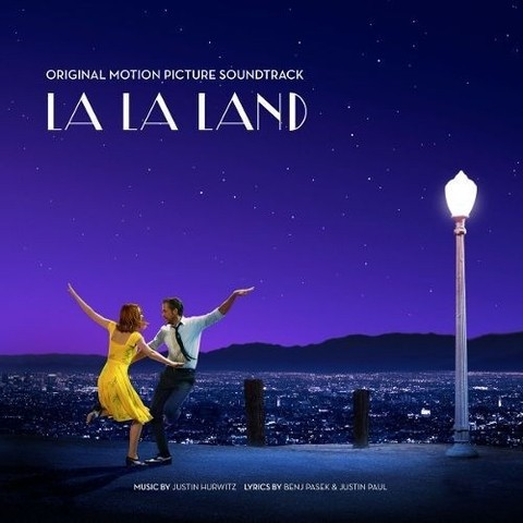 La La Land - Original Motion Pictures Soundtrach - CD