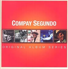 Compay Segundo - Original Álbum Series - Box Set 5 CD