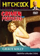 Crimen perfecto - Grace Kelly / Alfred Hitchcock - DVD