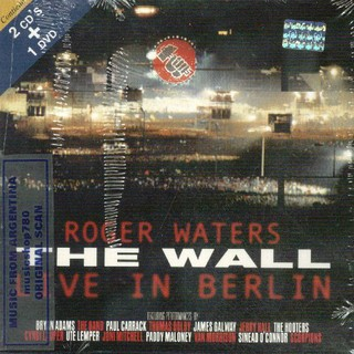 Roger Waters - The Wall - Live in Berlin (2 CDs + DVD)