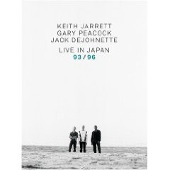 Jarrett, Peacock y DeJohnette - Live in Japan 93/96 - 2 DVD