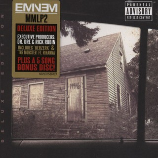 Eminem - The Marshall Mathers LP 2  (MMLP2) - Deluxe Edition (2 CDs)