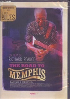 Martin Scorsese - The Blues - The Road to Memphis (Subtitulada) - DVD