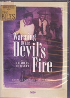 Martin Scorsese - The Blues - Warming by the Devil's Fire (Subtitulada) - DVD