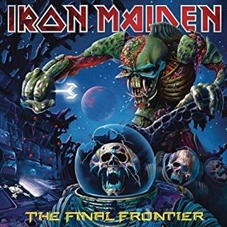 Iron Maiden - The Final Frontier - ( 2 Vinilos - 180 gram )